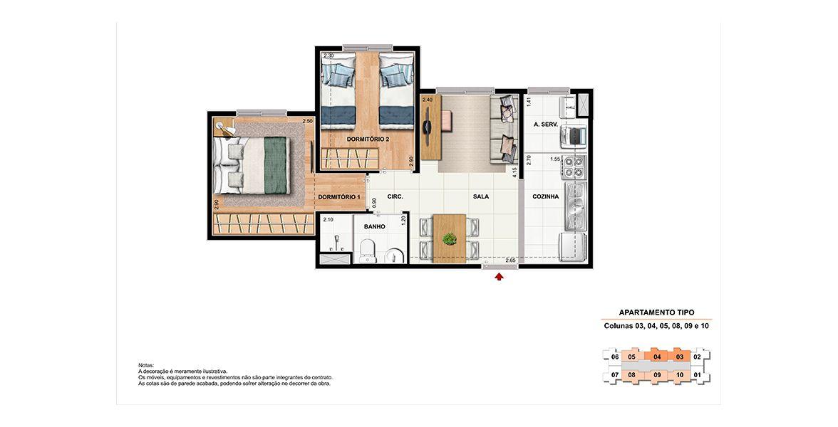 apartamento_vc_cury_vila_das_belezas_vila_das_belezas_sao_paulo_plantas_1